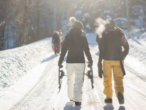 Keeping it Safe When Exercising Outdoors in Cold Weather