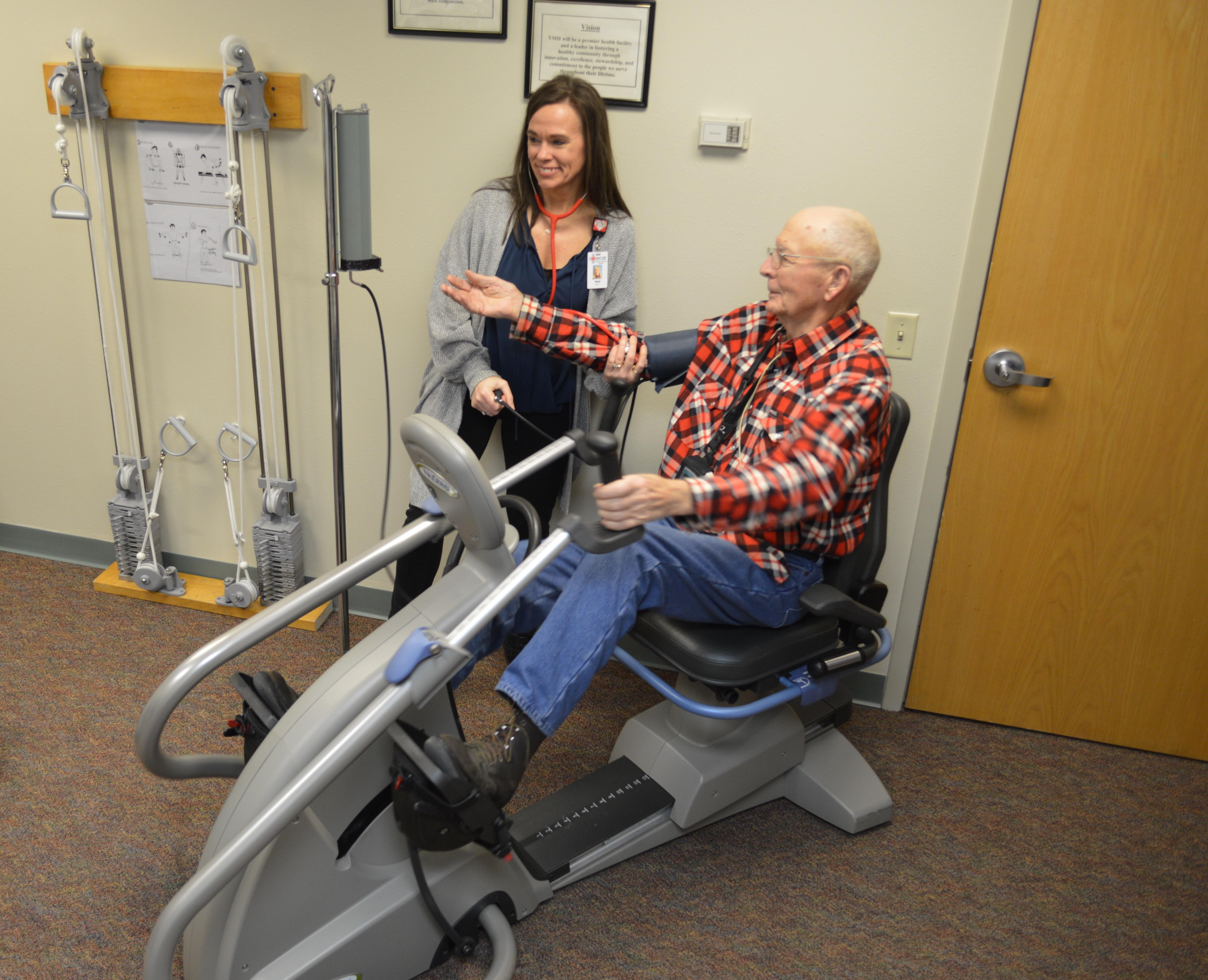 February 9-15 is National Cardiac Rehab Week!