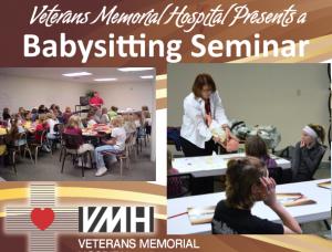 Babysitting Seminar