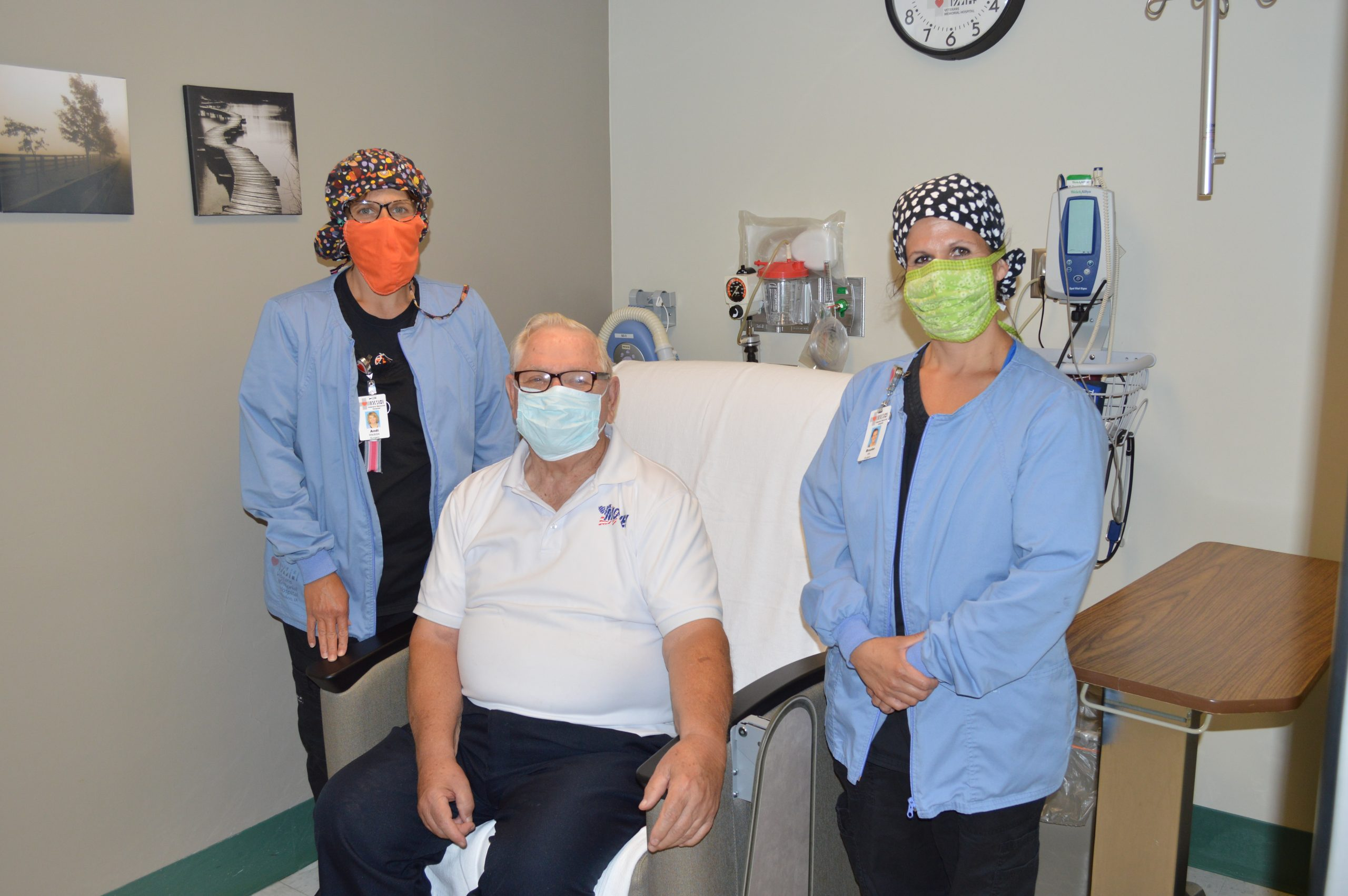 Colonoscopies Again Available for Scheduling as Elective Procedure at VMH