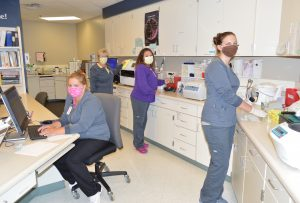 Laboratory Testing At VMH Back to Full Services Following COVID-19