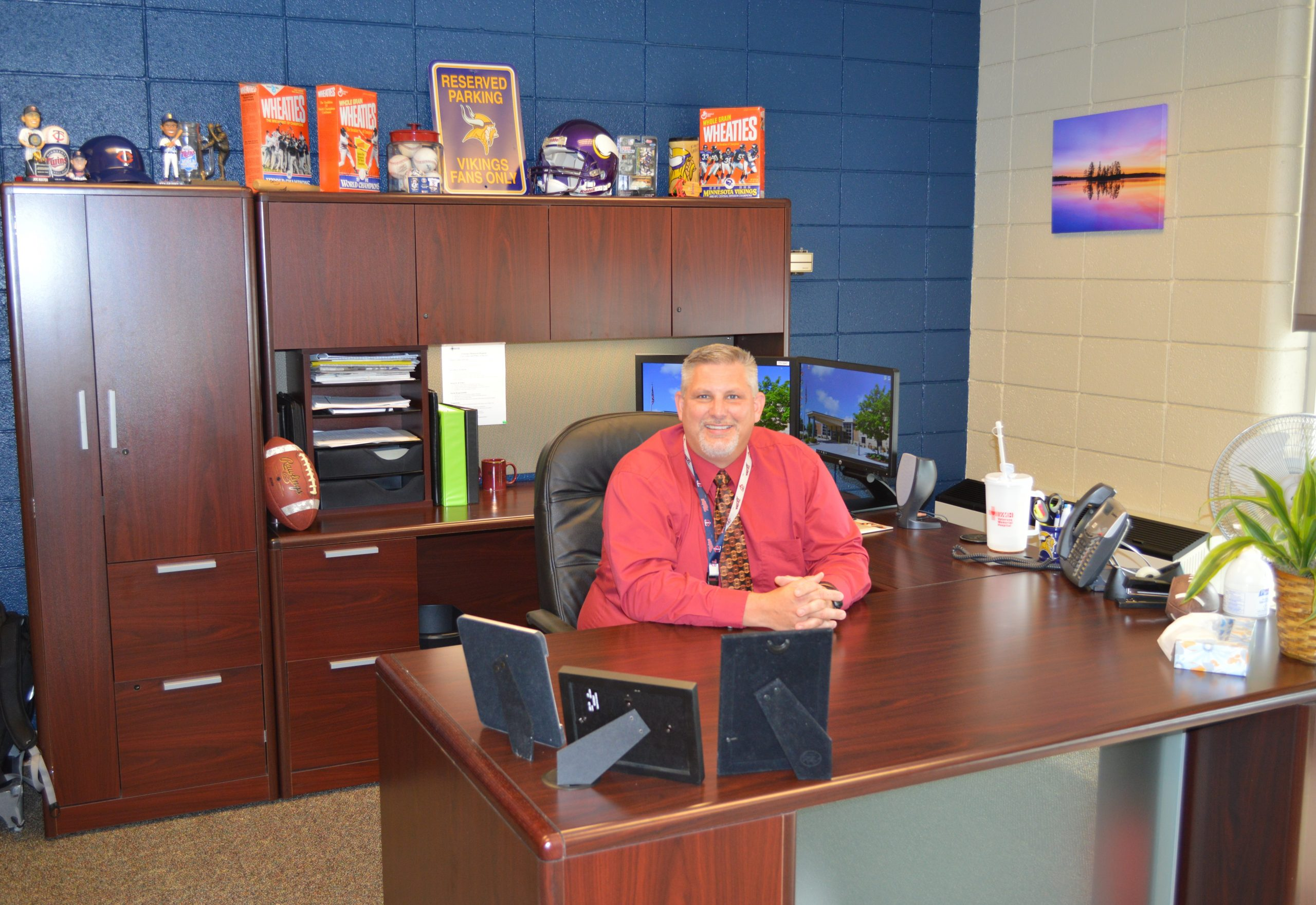 Veterans Memorial Hospital Introduces New CEO
