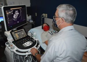 Ultrasound Expertise at VMH—Available During COVID-19