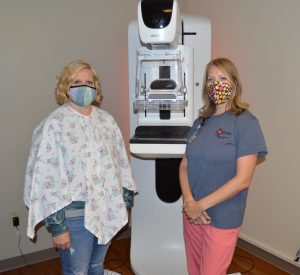Mammography Services Available at Veterans Memorial Hospital