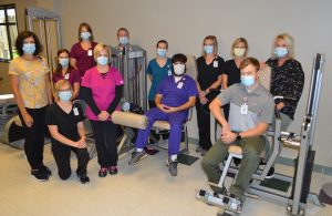 October is National Physical Therapy Month
