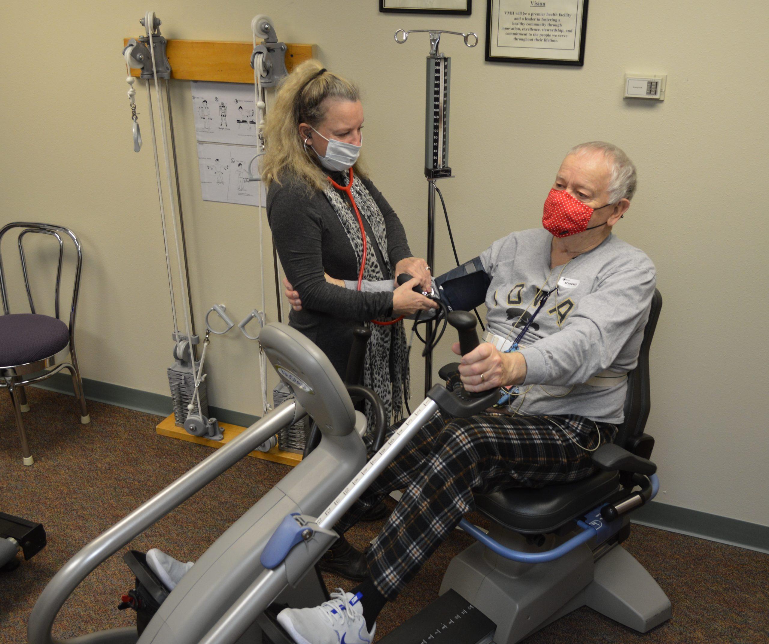 February 14-20 is National Cardiac Rehab Week